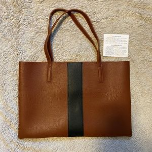 Brand New Vince Camuto Vegan Leather Bag